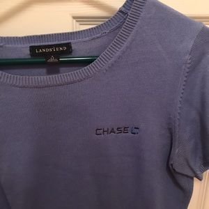 Lands' End Tops - Chase Bank apparel top